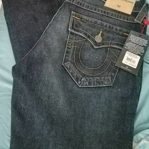 Men's Brand New True Religion Jeans